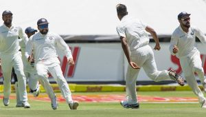 India vs South Africa 2nd test 1st day highlights : Ashwin clinches 3 wickets