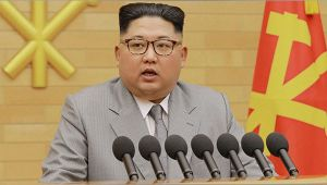 North Korean leader Kim Jong Un accidentally blew up his town