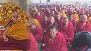 Dalai Lama held teaching session in Bihar's Bodh Gaya, Watch Video