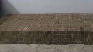 Uttar Pradesh police busts biggest haul of old notes in Kanpur