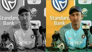 India vs South Africa : Batting Coach Sanjay Banagr confident of team's win, Watch