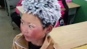 Chinese 'Frost Boy' Viral Photo Generates US$2.61 Million in Donations