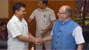 Delhi Lt Governor Approves Kejriwal's Doorstep Delivery Scheme