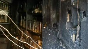 Bengluru; Fire At Kailash Restaurant Kills 5