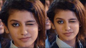 Priya Prakash Varrier in trouble, complaint filed for hurting religious sentiments