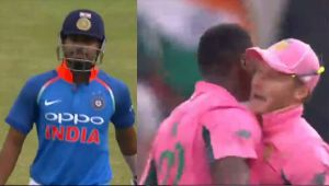 India vs South Africa 4th ODI: Sheryas Iyer out for 18 runs, India lose 5th wicket