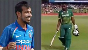 India vs South Africa 6th ODI : Chahal dismisses Zondo for 54 runs