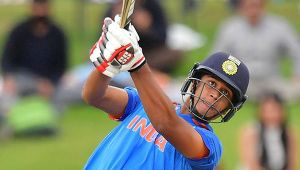 India vs Australia U-19 WC : Manjot Kalra slams 50 runs in 47 balls