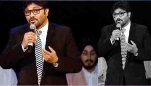 Babul Supriyo wants ban on Pakistani artistes in India, Watch video