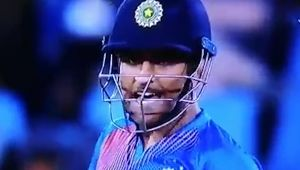 India vs South Africa 2nd T20I : MS Dhoni loses his cool, abuses Manish Pandey