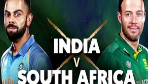 India vs South Africa 6th ODI Preview : Virat Kohli eyes to win series 5-1