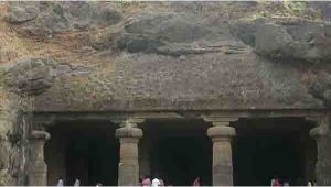 Elephanta Caves near Mumbai get power supply after 70 years of independence