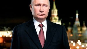 Russian President Valdimir Putin does not own a smartphone or use internet