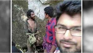 Tribal man beaten to death for allegedly stealing food, people click selfie