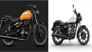 Royal Enfield Launches Two Revised Thunderbird Models