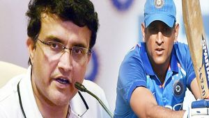 India vs South Africa 2nd T20I : MS Dhoni is a dangerous batsman, says Sourav Ganguly