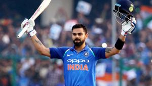 India vs South Africa 3rd ODI : Virat Kohli slams 160 runs, India set 304 run target