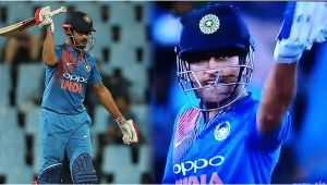 MS Dhoni lost his 'Cool' at Manish Pandey, know real reason behind the incident