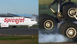 SpiceJet flight Suffers Tyre Burst, Chennai Airport Closed Till 6pm