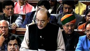Union Budget 2018 : Arun Jaitley delivers speech in Hindi