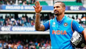 India vs South Africa 4th ODI: Shikhar Dhawan dismissed for 109 runs