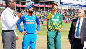 India Vs South Africa 1st T20I: JP Duminy opts to bowl; Raina, Pandey make a come back