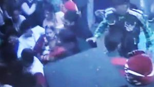 Uttar Pradesh: Fight erupts at marriage function over clicking selfie, Watch CCTV footage