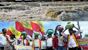 Cauvery waters verdict : Supreme Court gives verdict in Karnataka's favour
