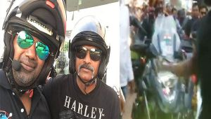 Indian bikers return home after completing 275 day long worldwide ride 'One world one ride'