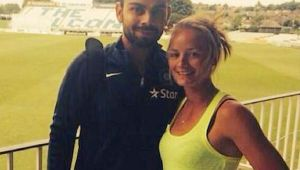 Virat Kohli gave English women cricketer Danielle Wyatt this reply to her proposal