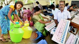 Karnataka Assembly polls : Election commission releases voters survey