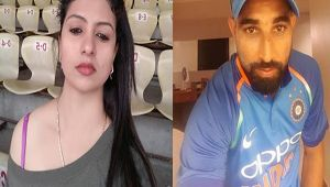 Mohammed Shami row : Hasin Jahan accuses cricketer's brother of rape