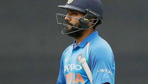 India vs Sri Lanka 1st T20I: Rohit Sharma dismissed for duck in first over