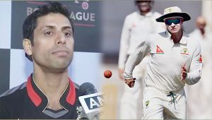 Ashish Nehra reacts Steve Smith for admitting mistake in Ball tampering scandal