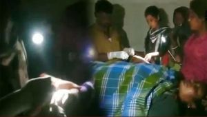 Bihar woman operated under torchlight, later passes away