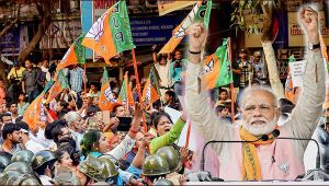 Karnataka Assembly polls : PM Modi to start campaign as BJP fears of losing elections