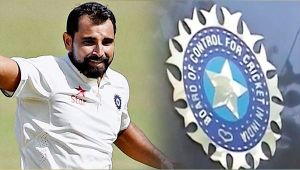 Mohammed Shami to be interrogated by BCCI over alleged match fixing allegations