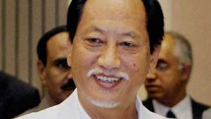 Neiphiu Rio, know more about the new CM of Nagaland