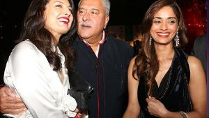 Vijay Mallya to get hitched third time, will marry long time partner Pinky Lalwani