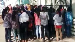 Madhya Pradesh: 40 Girls strip searched after used sanitary pad found inside hostel