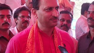 Anantkumar Hegde hopes for polarised Karnataka Assembly Election, Watch