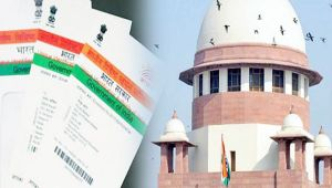 Aadhar linking suspended indefinitely by Supreme Court of India
