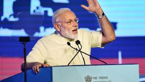 PM Modi Says India will strengthen Armed Force