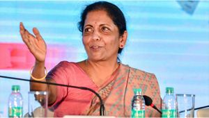 Nirmala Sitharaman advices Chinese Defence, 'Differences should not become Dispute'