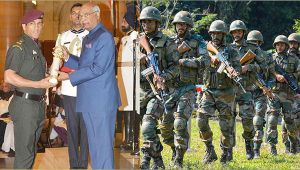 MS Dhoni conferred Padma Bhushan, dedicates his honor to Indian Army