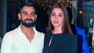 Virat Kohli's expression of LOVE for Anushka Sharma is really CUTE; Check out
