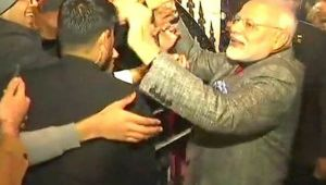PM Modi receives grand welcome at Stockholm Arlanda Airport; Watch Video