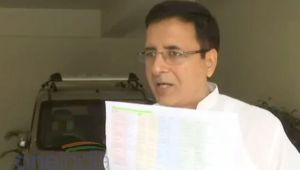 Congress reveals secret of BJP on Fake Voter ID Case