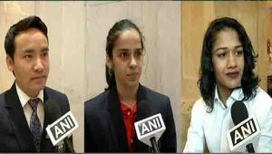 CWG Gold Medalists are happy to meet PM Modi, praises his work