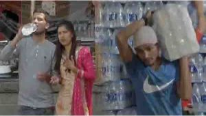 Shimla water crises : Demand for package drinking water increased